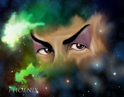 Vulcan Starry Stare by Phoenix-Cry