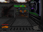 System Shock fan game in RPG maker screen 3 by ThePrinceofMars
