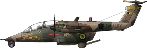 Dakotastani Duke OA.1 COIN, Light Attack Aircraft by AC710N87