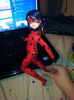 Miraculous Ladybug! by Makeup-love95