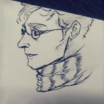 Harry James Potter by ThangVuong