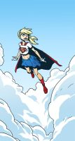 Supergirl by BrandonPalas