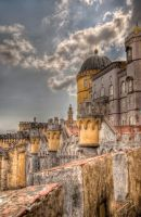 All In A Day Of A Castle HDR by Lula939