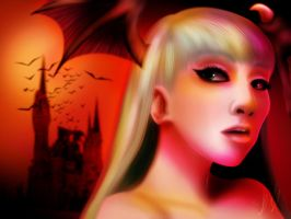 Succubus is Me by vividjudy