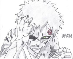 Gaara 4 by deathraven479