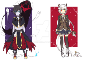 Adoptable Auction [Closed] by KuroKH