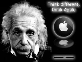Einstein - Think different by klen70