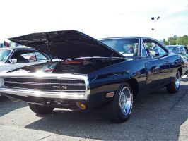 70' Charger R_T by DetroitDemigod