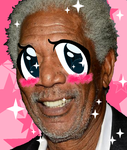 Morgan Freeman Chan by ComputerDragon