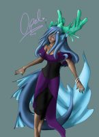 MF Character: Opal by yamilink