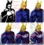 Blprnt: How to All Might! by Venof-Unis-Jinanx