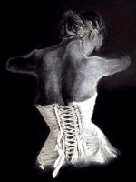 Corset by MsGolightly
