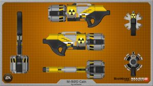 M-920 Cain by rex3cutor