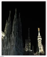 Main Spire by Sgnappy