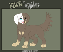 Rhiannon Puppy meme by Starphishy