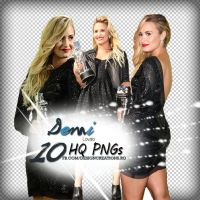 Png Pack Demi Lovato by DesignCreationsOffi