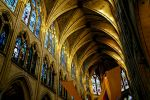 Inside St Severin Church 3 by Anantaphoto