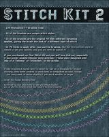 Stitch Kit 02 by cosmosue