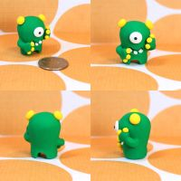 Keen the Timid Monster by TimidMonsters
