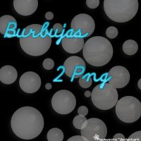 2 Burbujas Png by playmysong