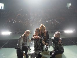 2NE1 is the Best by snowflakeVIP