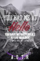 You Had Me at Hello - ADTR Poster by RonyeryX