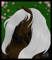 A Majestique Prince... by FluffyAri
