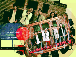 Marianas Trench Layout by givemeasecondgo