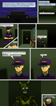 FNAF - George's First Night Page 1 by AraghenXD
