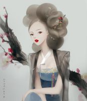 Korean traditional clothes by DADACHYO