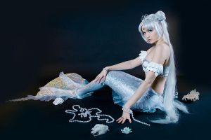 Serenity cosplay Mermaid 1 by Usagi-Tsukino-krv