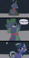 MLP FiM: Wishing Star by Bubbletea-Coyote