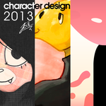 Character Design 2013 by chium
