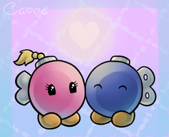 Bob-omb Love by Cavea