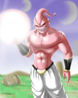 Majin Buu by bocodamondo
