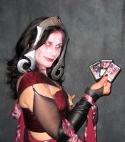 Liliana Vess Cosplay by Opheliac-Ashes