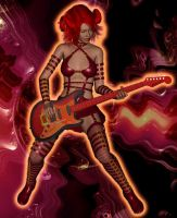 Rocking devil 1 by silverexpress