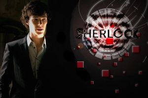 Sherlock Cool Wallpaper by Randomforestlady