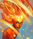 Fire Spirit by PurpleLemon13