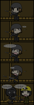 Metro 2033's Stealth In a Nutshell by trynt33