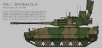 MA11 MAV(T) SHORADS-G [Coloured] by SixthCircle