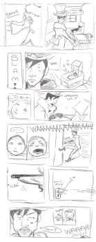 Reaver Baby comic yeah by Blue-Carrot-Unmei