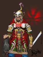 Dynasty_Warrior_coloured by scabrouspencil