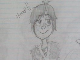 Hiccup by dippythesquid