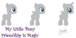 My Little Little Pixel by Ameyal