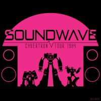 Soundwave Concert Tee by nella-nell
