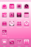 Pinky for iPhone by Lolote