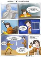 Avatar N Doctor Who CROSSOVER by TheMadWoman-Ellie
