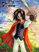Prince Yoh by Wilkoak