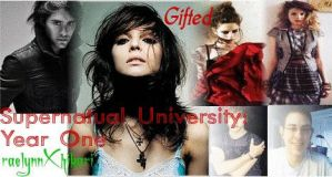 Supernatural University Banner by GreenDayAngel